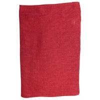 Worek na prezenty FOLIA PAPER, 25x35cm, czerwony, Produkty kreatywne, Artykuły szkolne