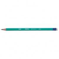 Ołówek BIC Evolution z gumką, niełamiący, HB, Ołówki, Artykuły do pisania i korygowania