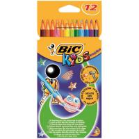 Kredki BIC Evolution, ołówkowe, 12 kol., Plastyka, Artykuły szkolne