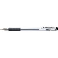 Długopis PENTEL K116, żelowy, 0, 3 mm, czarny, Długopisy, Artykuły do pisania i korygowania