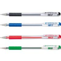 Długopis PENTEL K116, żelowy, 0, 3 mm, zielony, Długopisy, Artykuły do pisania i korygowania