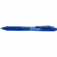 Pióro kulkowe Pentel Energel, BL107, 0, 7 mm, niebieskie, Cienkopisy, pióra kulkowe, Artykuły do pisania i korygowania