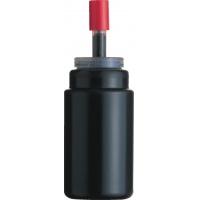 Wkład do markera MW50M, PENTEL, MWR1, czarny, Długopisy, Artykuły do pisania i korygowania
