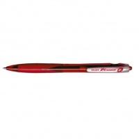 Długopis PILOT Rexgrip, 0, 27 mm, czerwony, Długopisy, Artykuły do pisania i korygowania