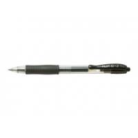 Pióro żelowe, cienkopis, PILOT G-2, 0, 3 mm, czarne, Cienkopisy, pióra kulkowe, Artykuły do pisania i korygowania
