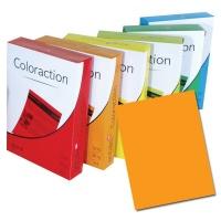 Papier ksero COLORACTION, morski pastel Lagoon, A4, 500 ark., 80g, Papier do kopiarek, Papier i etykiety