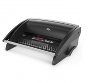 Binding machine, GBC CombBind C110, A4/A3 vert., black