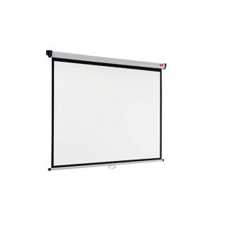 Ekran projekcyjny NOBO, ścienny, 4:3,1500x1138mm, biały