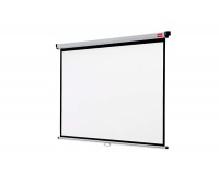 NOBO wall projection screen, 4:3, 1750x1325mm, white