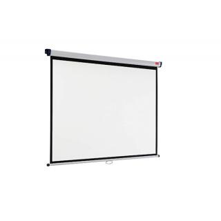 Ekran projekcyjny NOBO, ścienny, 4:3,2000x1513mm, biały