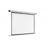 NOBO wall projection screen, professional, 16:10, 24001600mm, white