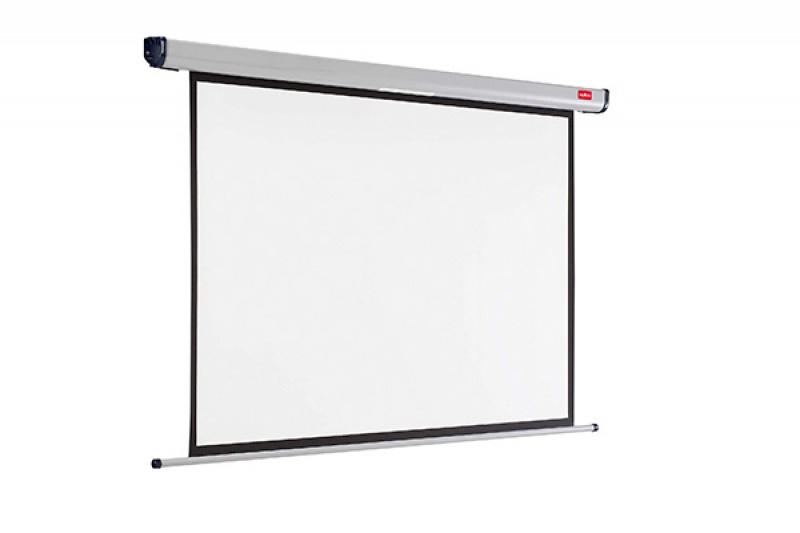 Ekran projekcyjny NOBO, ścienny, profesjonalny, 16:10,2400x1600mm, biały