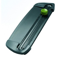 Trimmer, REXEL SmartCut A100, A4, 3 in 1, for up to 5 sheets, graphite