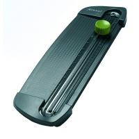 Trymer REXEL SmartCut A100, A4, 3w1, do 5 kart., grafitowy, Przycinarki i gilotyny, Urządzenia i maszyny biurowe