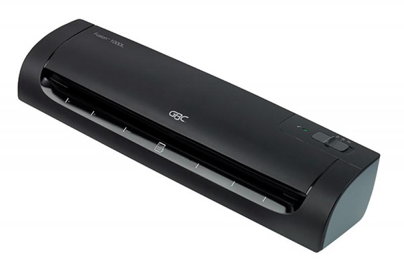 Laminator GBC Fusion 1000, A3, nagrzew.: 5min, prędk. laminacji: 1min, czarny, Laminacja i bindowanie, Urządzenia i maszyny biurowe