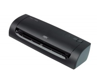 Laminator, GBC Fusion 1000, A4, heating time: 5min, laminating speed: 1min, black