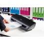 Laminator GBC Fusion 5000, A3, nagrzew.: 1min, prędk. laminacji: 18s, grafitowy, Laminacja i bindowanie, Urządzenia i maszyny biurowe