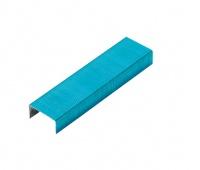 Zszywki REXEL Joy nr 56, 26/6, 2000szt., blissful blue, Zszywki, Drobne akcesoria biurowe