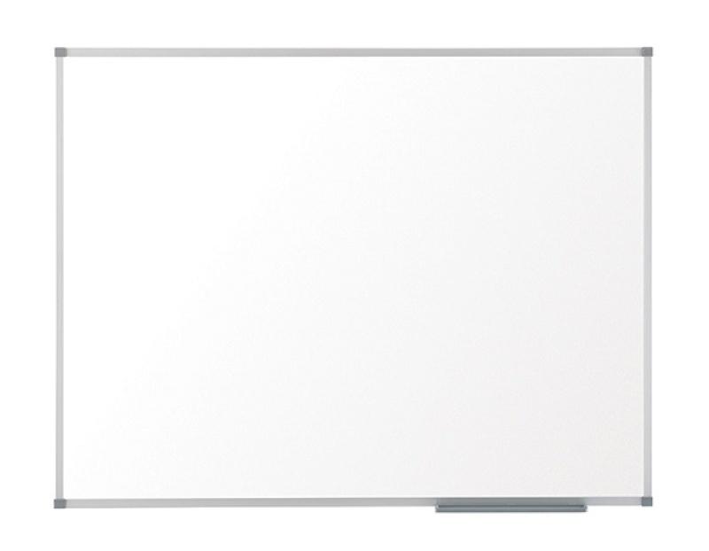 Tablica suchoś. -magn. NOBO Classic, 120x90cm, stal lakierowana, rama alu., Tablice suchościeralne, Prezentacja