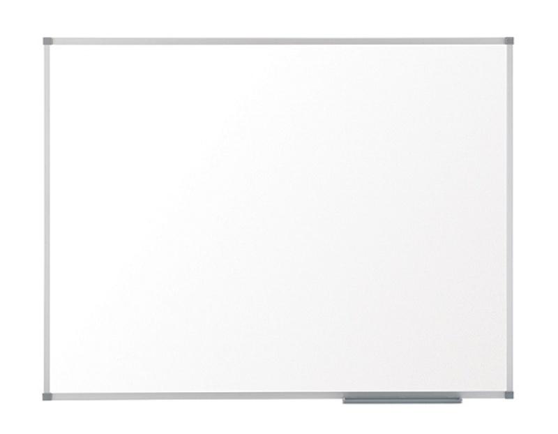 Tablica suchoś. -magn. NOBO Classic, 180x120cm, stal lakierowana, rama alu., Tablice suchościeralne, Prezentacja