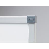 Tablica suchoś. -magn. NOBO Classic, 180x90cm, stal lakierowana, rama alu., Tablice suchościeralne, Prezentacja