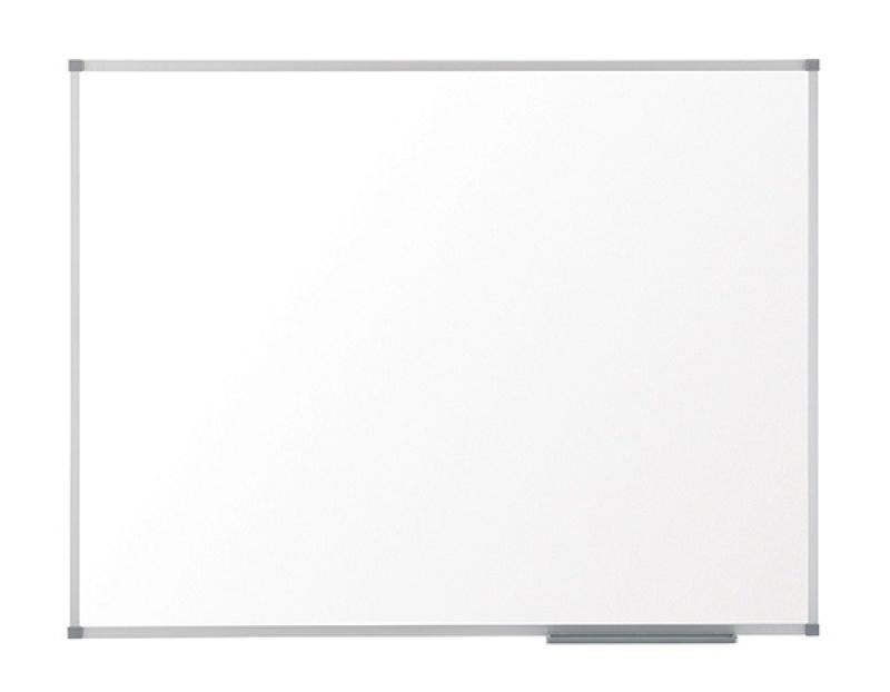 Tablica suchoś. -magn. NOBO Classic, 210x120cm, stal lakierowana, rama alu., Tablice suchościeralne, Prezentacja
