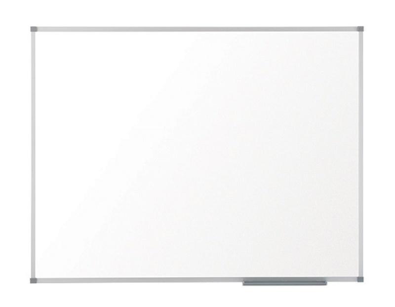 Tablica suchoś. -magn. NOBO Classic, 240x120cm, stal lakierowana, rama alu., Tablice suchościeralne, Prezentacja