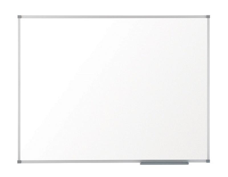 Tablica suchoś. -magn. NOBO Classic, 60x45cm, stal lakierowana, rama alu., Tablice suchościeralne, Prezentacja