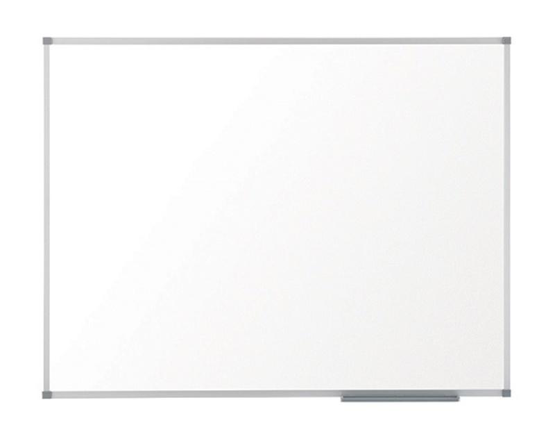 Tablica suchoś. -magn. NOBO Classic, 90x60cm, stal lakierowana, rama alu., Tablice suchościeralne, Prezentacja