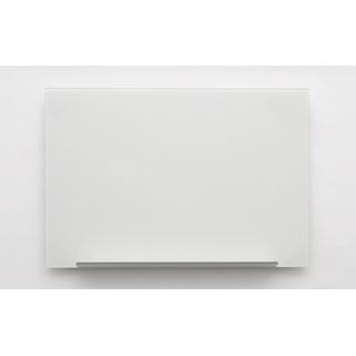 Tablica suchoś. -magn. NOBO Diamond, 67,7x38,1cm, szklana, biała, Tablice suchościeralne, Prezentacja