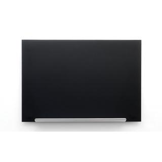 Tablica suchoś. -magn. NOBO Diamond, 67,7x38,1cm, szklana, czarna, Tablice suchościeralne, Prezentacja