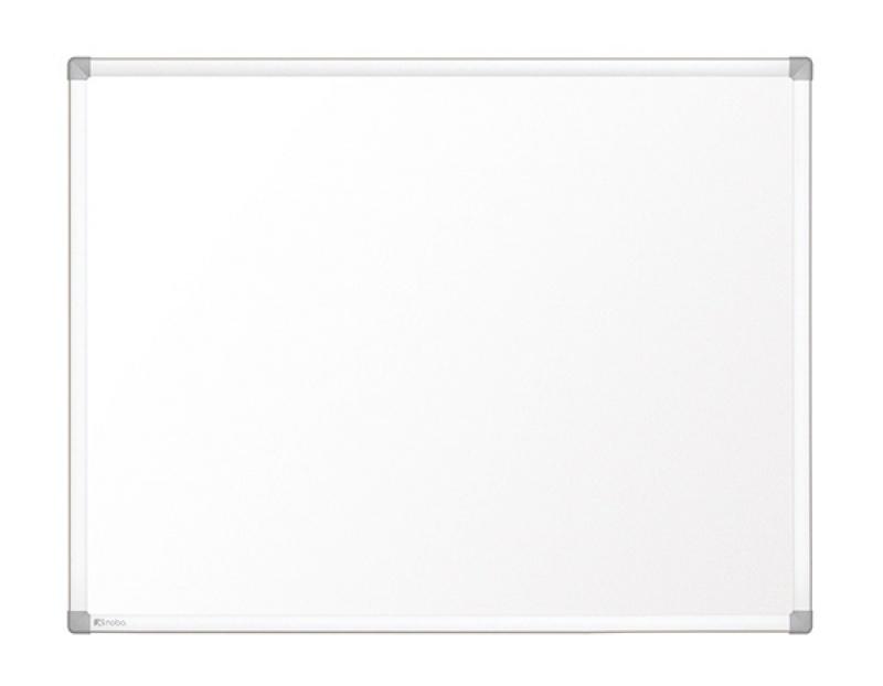 Tablica suchoś. -magn. NOBO Prestige, 150x100cm, porcelanowa, rama alu., Tablice suchościeralne, Prezentacja