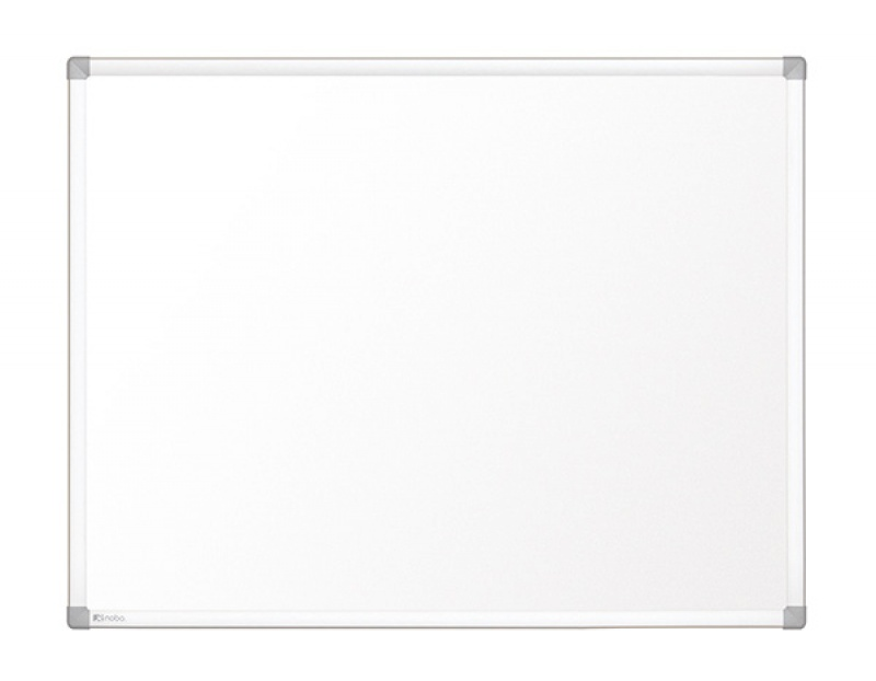 Tablica suchoś. -magn. NOBO Prestige, 180x120cm, porcelanowa, rama alu., Tablice suchościeralne, Prezentacja