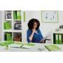 Zszywacz REXEL Gazelle Joy, zszywa do 25 kartek, lovely lime, Zszywacze, Drobne akcesoria biurowe
