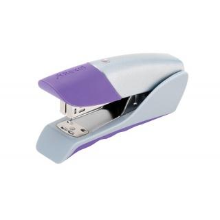Zszywacz REXEL Gazelle Joy, zszywa do 25 kartek, perfect purple, Zszywacze, Drobne akcesoria biurowe