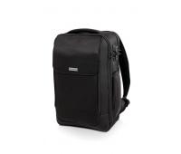 """Backpack, KENSINGTON SecureTrek™, 15,6"""", 298x457x170mm, black"""