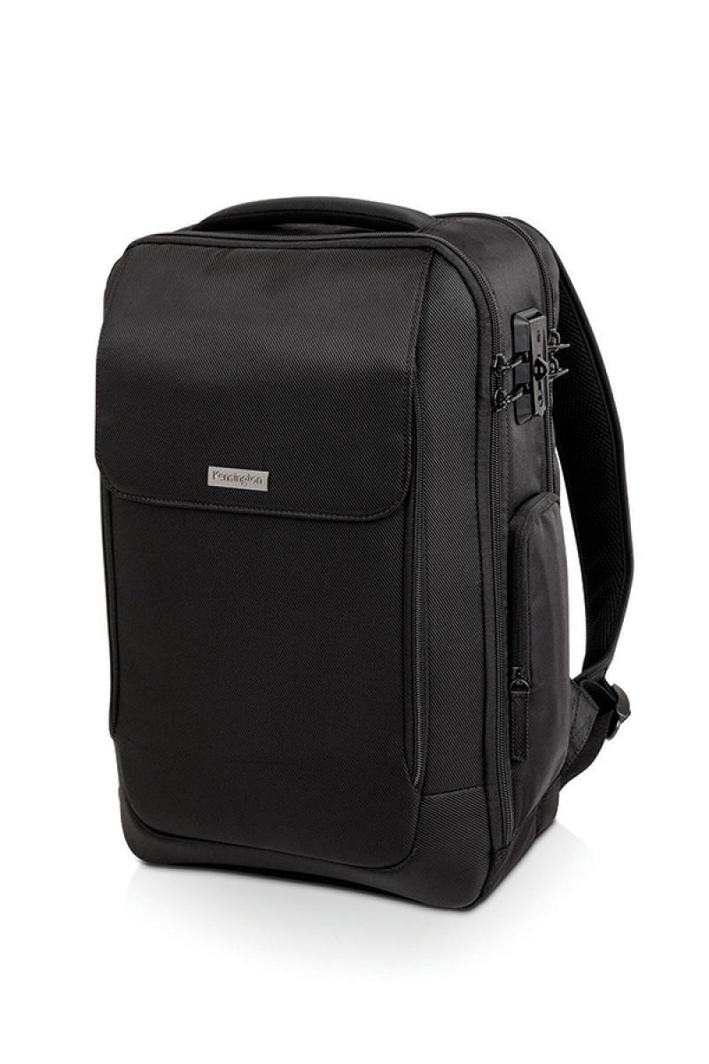 """Plecak KENSINGTON SecureTrek™, 15,6"""", 298x457x170mm, czarny, Torby, teczki i plecaki, Akcesoria komputerowe"""
