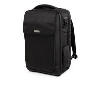 """backpack, KENSINGTON SecureTrek™, 17"""", 317x483x165mm, black"""