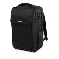 "backpack, KENSINGTON SecureTrek™, 17"", 317x483x165mm, black"