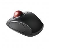 Trackball KENSINGTON Orbit®, bezprzewodowy, czarny, Klawiatury i myszki, Akcesoria komputerowe