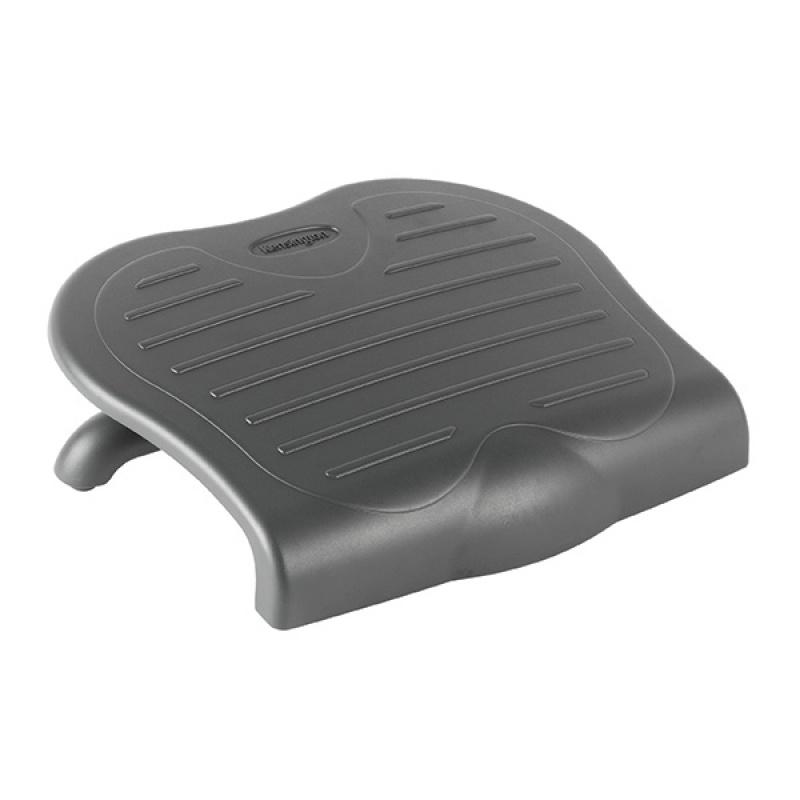 Podnóżek KENSINGTON SoleSaver, z regulacją (x3), 450x350mm, czarny, Podnóżki i taborety, Wyposażenie biura