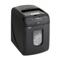 Niszczarka automatyczna REXEL Auto+ 130M EU, mikro ścinki, P-5,130 kart., 26l, karty kredytowe, czarna, Niszczarki, Urządzenia i maszyny biurowe