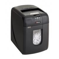 Niszczarka automatyczna REXEL Auto+ 130X EU, konfetti, P-4, 130 kart., 26l, karty kredytowe, czarna, Niszczarki, Urządzenia i maszyny biurowe