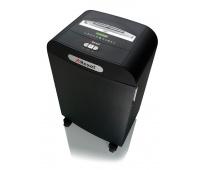 Niszczarka REXEL Mercury RDX2070, konfetti, P-3, 20 kart., 70l, karty kredytowe/CD, czarna, Niszczarki, Urządzenia i maszyny biurowe