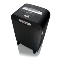 Niszczarka REXEL Mercury RDX1850, konfetti, P-3, 18 kart., 50l, karty kredytowe/CD, czarna, Niszczarki, Urządzenia i maszyny biurowe