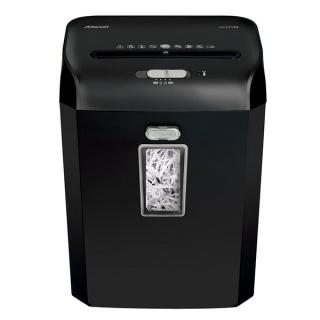 Niszczarka REXEL Promax RES1123, paski, P-2, 12 kart., 23l, karty kredytowe, czarna, Niszczarki, Urządzenia i maszyny biurowe