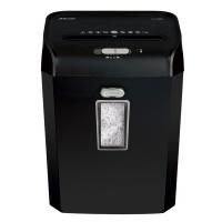 Niszczarka REXEL Promax REX823, konfetti, P-4, 8 kart., 23l, karty kredytowe, czarna, Niszczarki, Urządzenia i maszyny biurowe