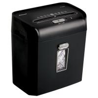Niszczarka REXEL Promax RES1123, paski, P-2, 8 kart., 12l, karty kredytowe, czarna, Niszczarki, Urządzenia i maszyny biurowe