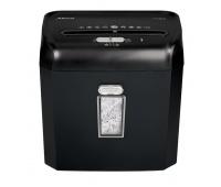 Niszczarka REXEL Promax RPX612, konfetti, P-4, 6 kart., 12l, karty kredytowe, czarna, Niszczarki, Urządzenia i maszyny biurowe