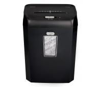 Niszczarka REXEL Promax RSX1035, konfetti, P-4, 10 kart., 35l, karty kredytowe, czarna, Niszczarki, Urządzenia i maszyny biurowe